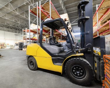 Beacon Mutual Forklift Train the Trainer